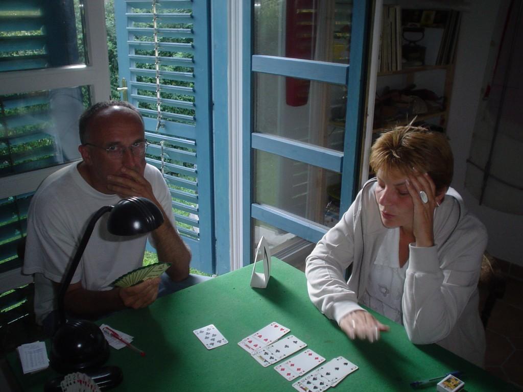 Bridzsverseny 2005 (fotó: Őri András)