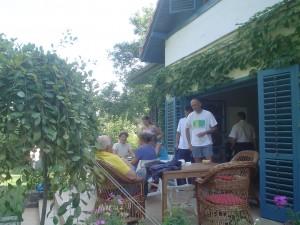 Bridzsverseny 2004 (fotó: Őri András)